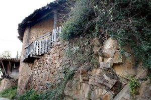 Lateral Casa arcaica