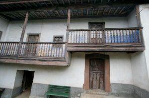 Balcón Casa de Asunción y Asumta
