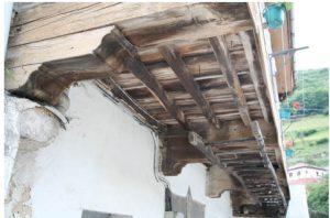 Detalle Escalera Casa de Abajo