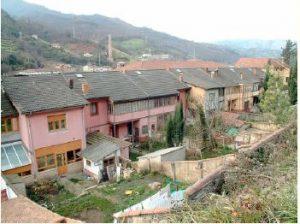 Vista aérea Casa de los Jardines