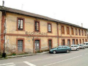 Economato y viviendas