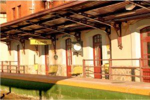 Apeadero Estación FEVE Figaredo