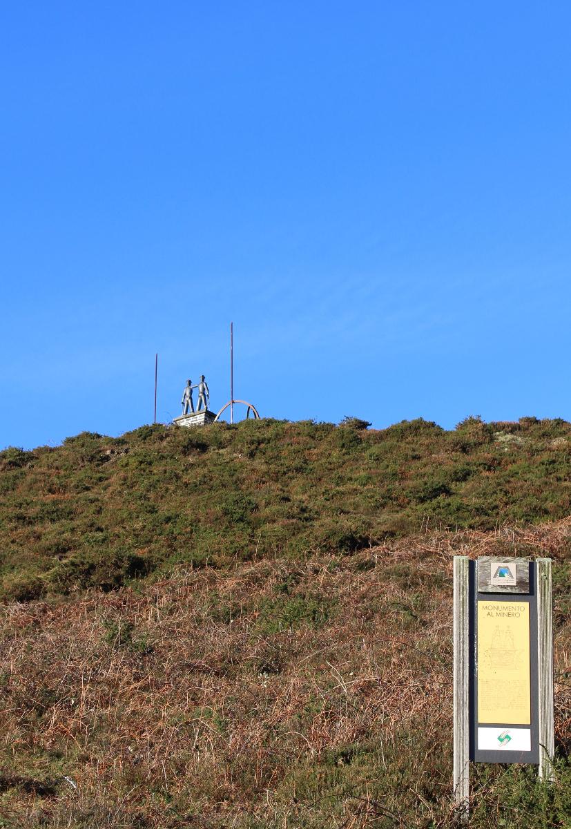 Vista general Monumento al Minero