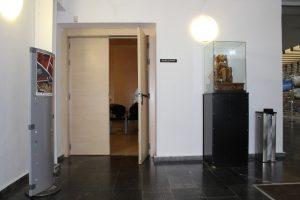 Entrada Salón de actos