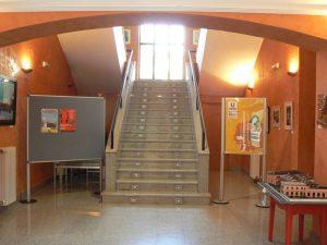 Interior del Atenéu de Turón