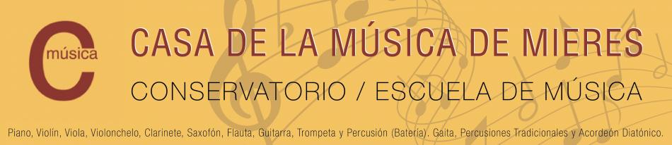 Escuela de la música de Mieres
