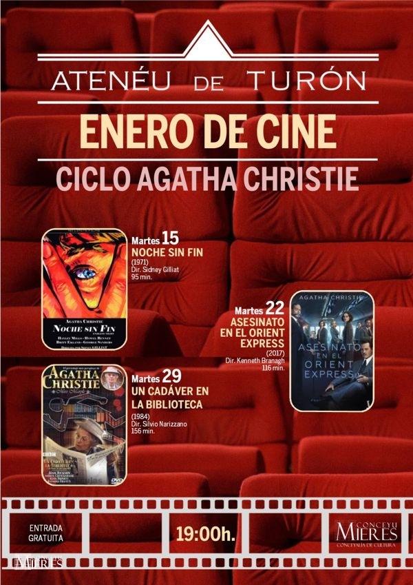 Cartel Cine Turón 201901