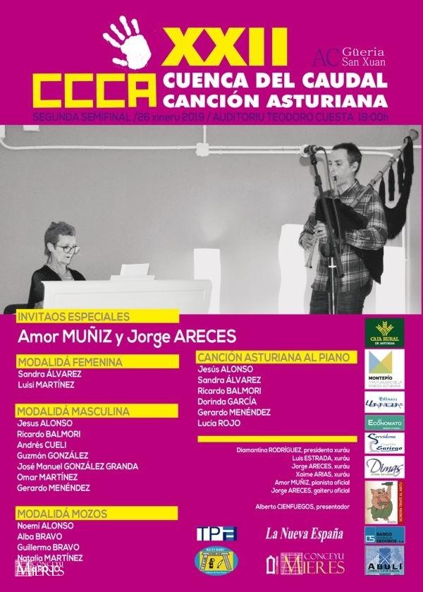 Cartel Web 2 Semifinal Cuenca Caudal 2019