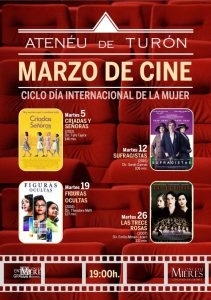 Cartel Web Cine Turón 201903