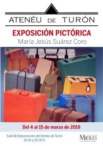 Exposicion Pictorica Maria Jesus Coro 2017