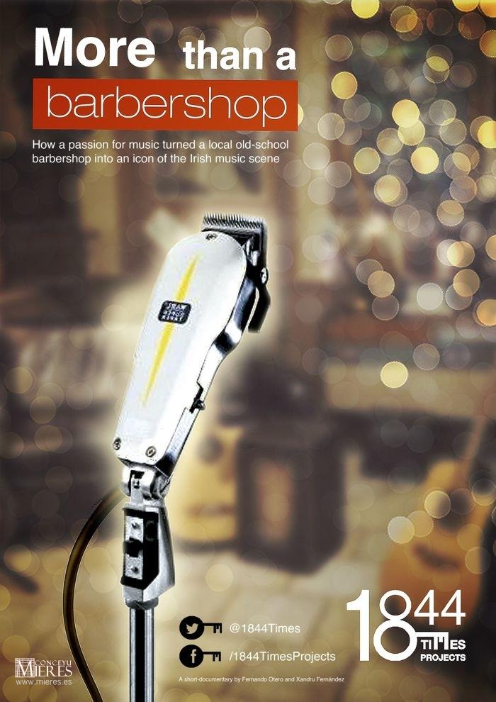 Presentacion Mieres More Than A Barbershop