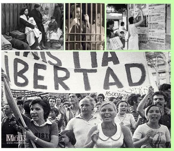 Imagen Web Mesa Redonda Mujeres En La Transicion Democrática