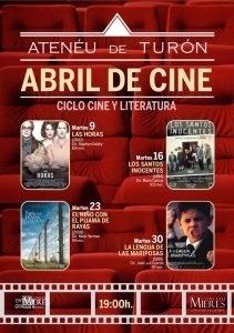 Cartel Web Cine Turón 201904