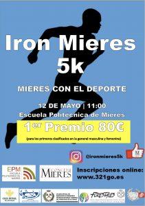 Carrera Iron Mieres 5km