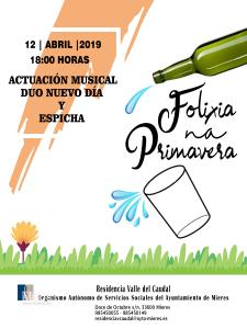 Cartel Folixia Na Primavera 2019 Para Web