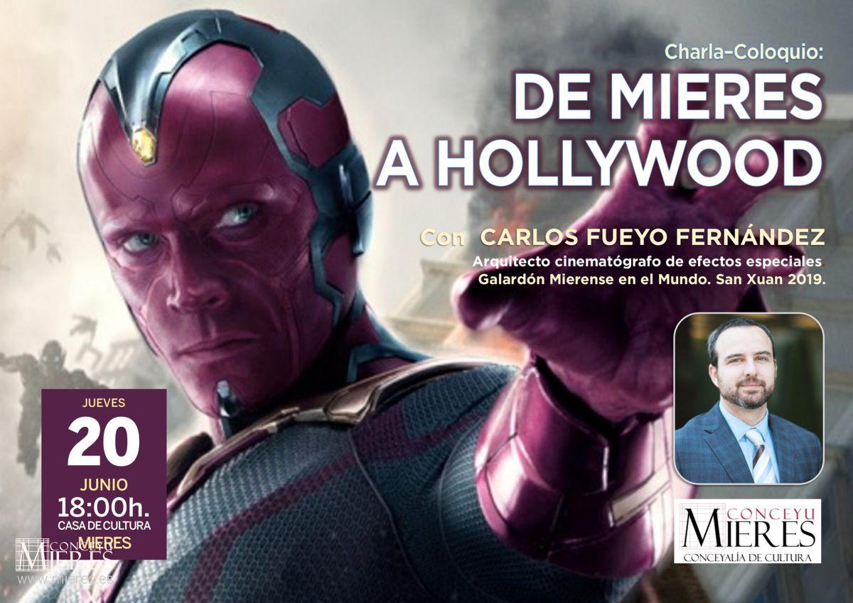 Cartel De Mieres A Hollywood 2019