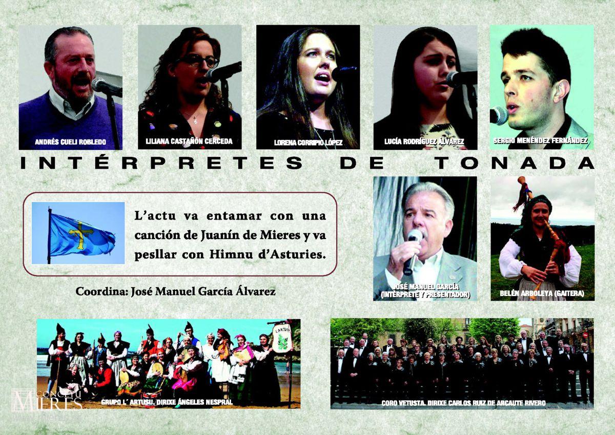 Encuentro Juanin De Mieres Cancion Asturiana 2019b