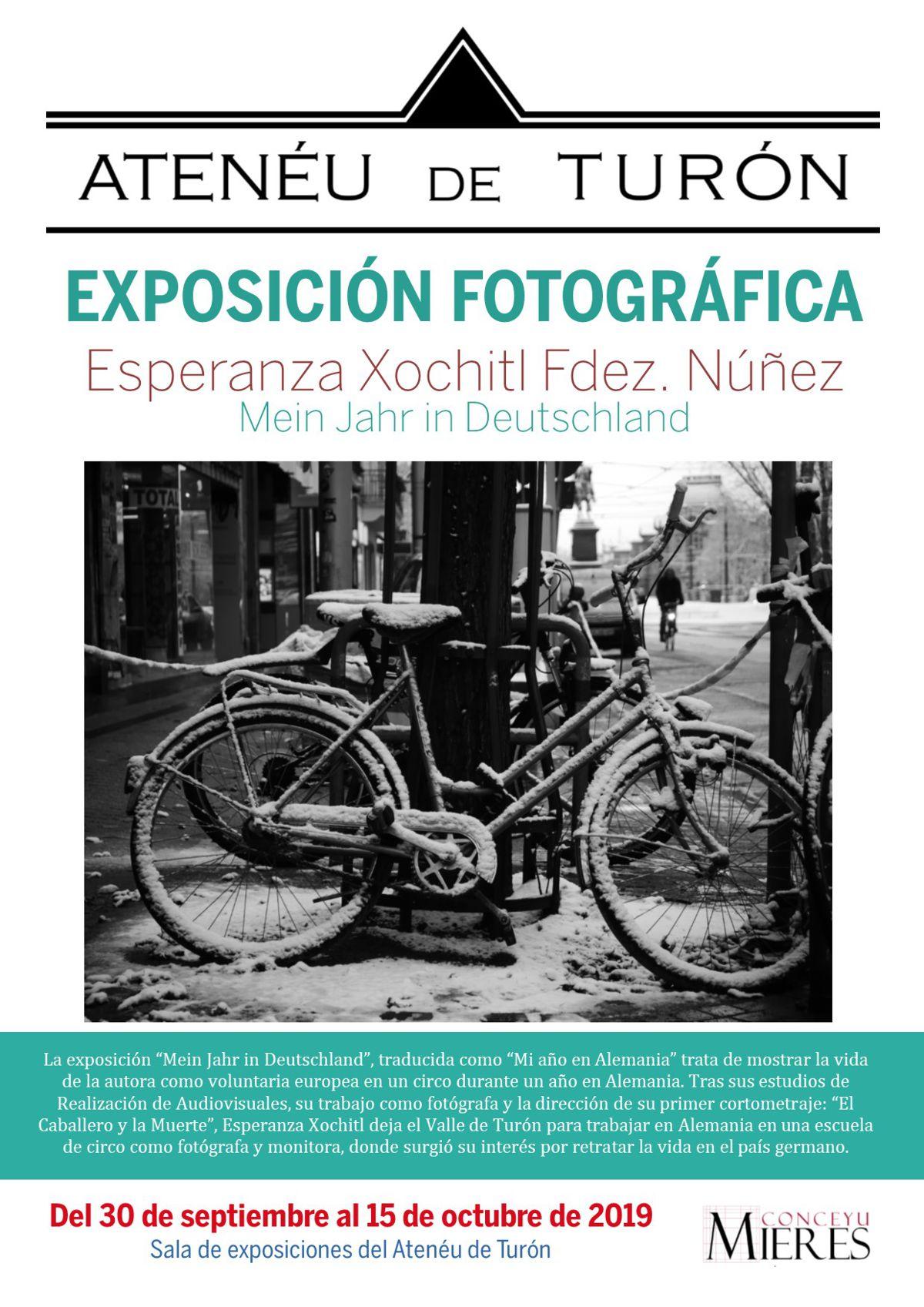 Cartel Web Exposicion Fotografica Esperanza Xochitl