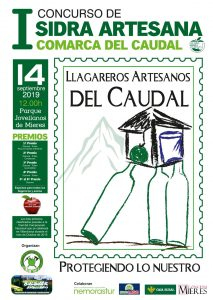 Cartel Web Concurso Sidra Parque Xovellanos