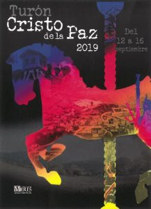 Cartel Web Fiestas Turon 2019