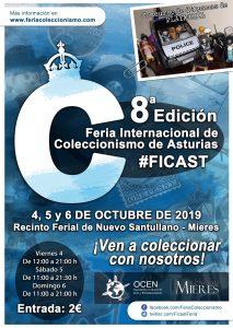 2019 Cartel Web Feria Coleccionismo