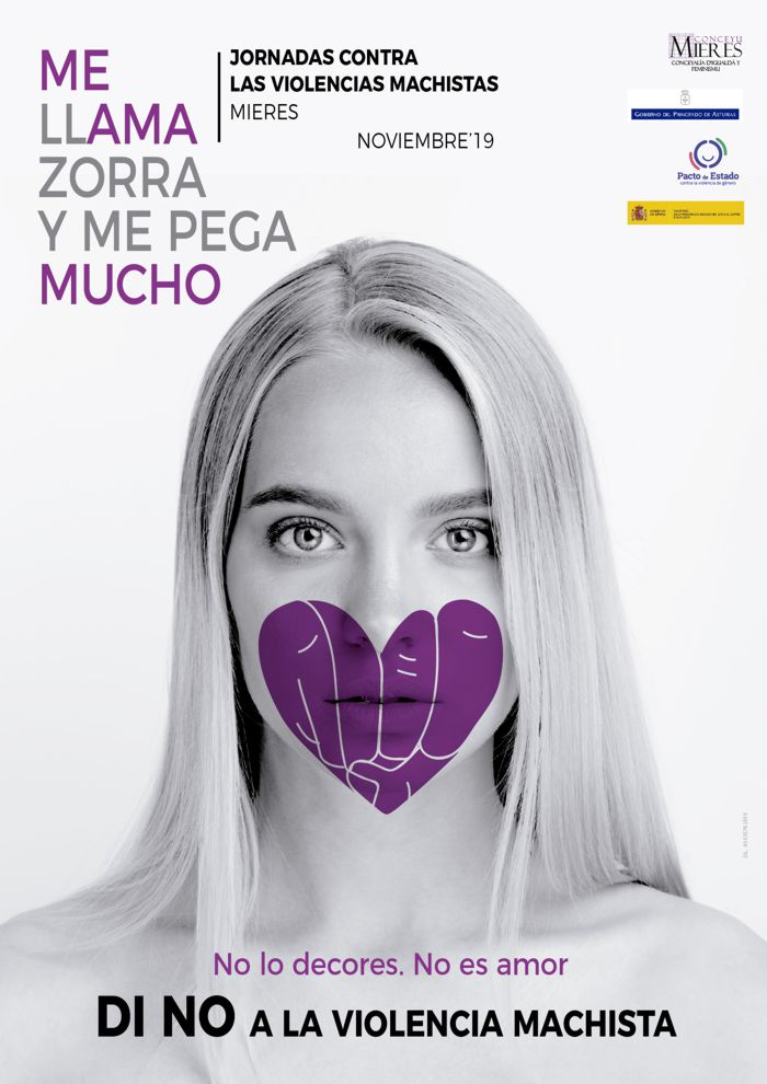 CARTEL Web JORNADAS CONTRA VIOLENCIA MACHISTA 2019