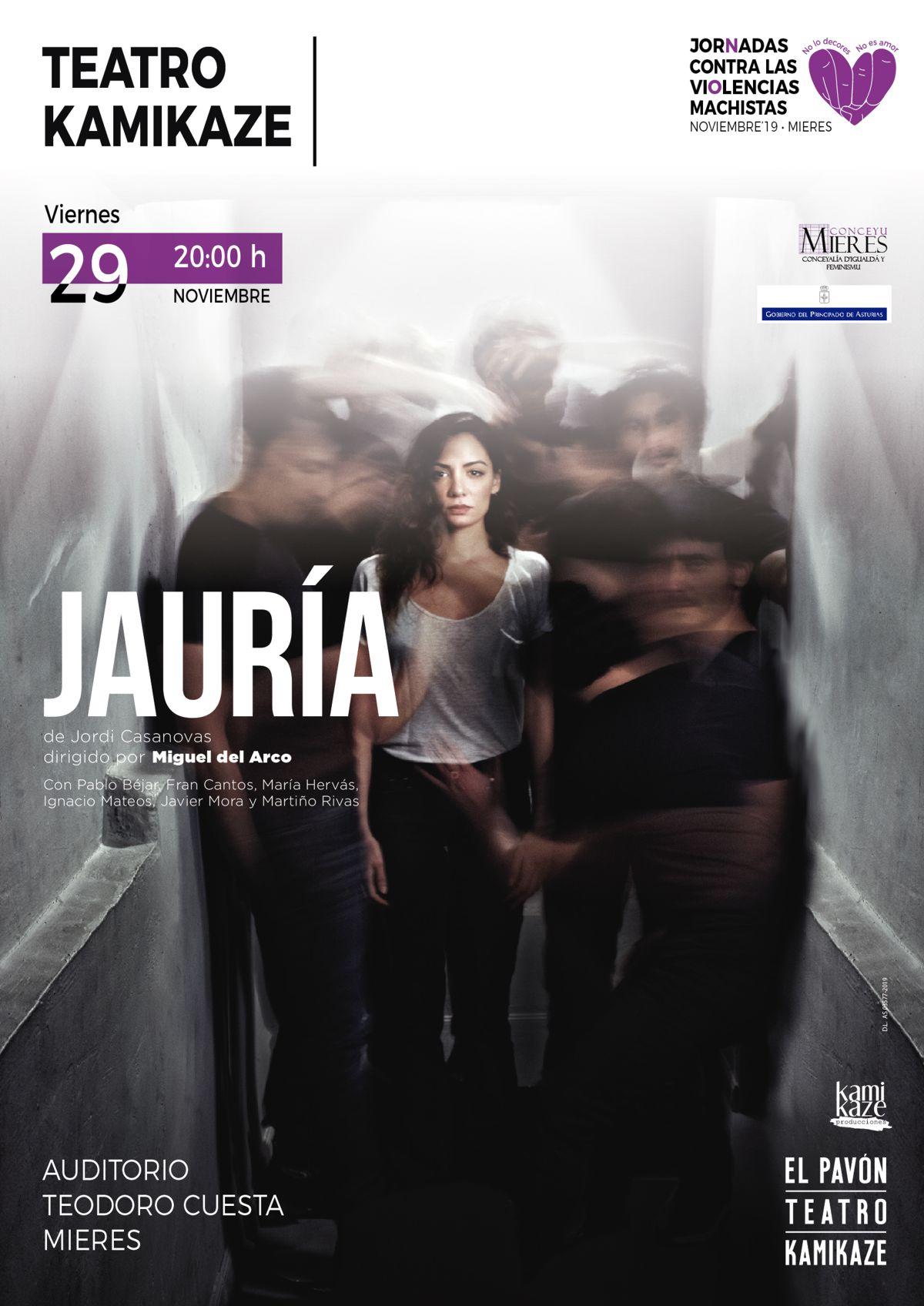 Cartel Web Teatro Jauria