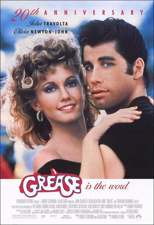 Cine En Vo Grease
