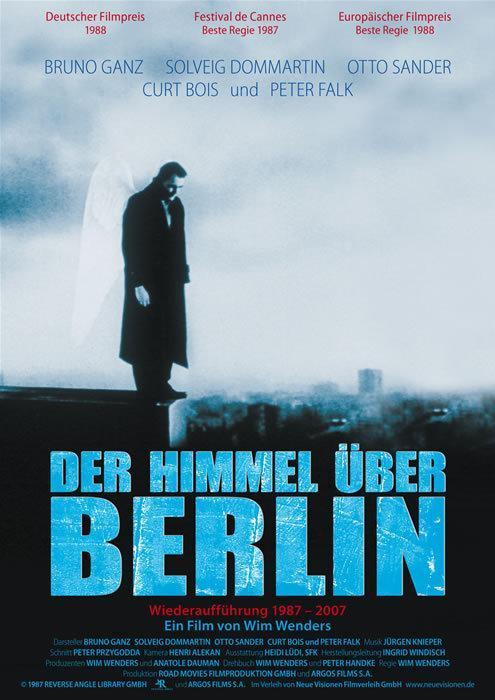 Der Himmel Uber Berlin Cine En Vo