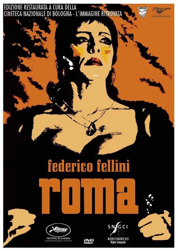 Fellini Roma Cine En Vo