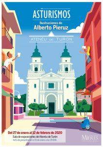 Cartel Web Exposicion Alberto Pieruz