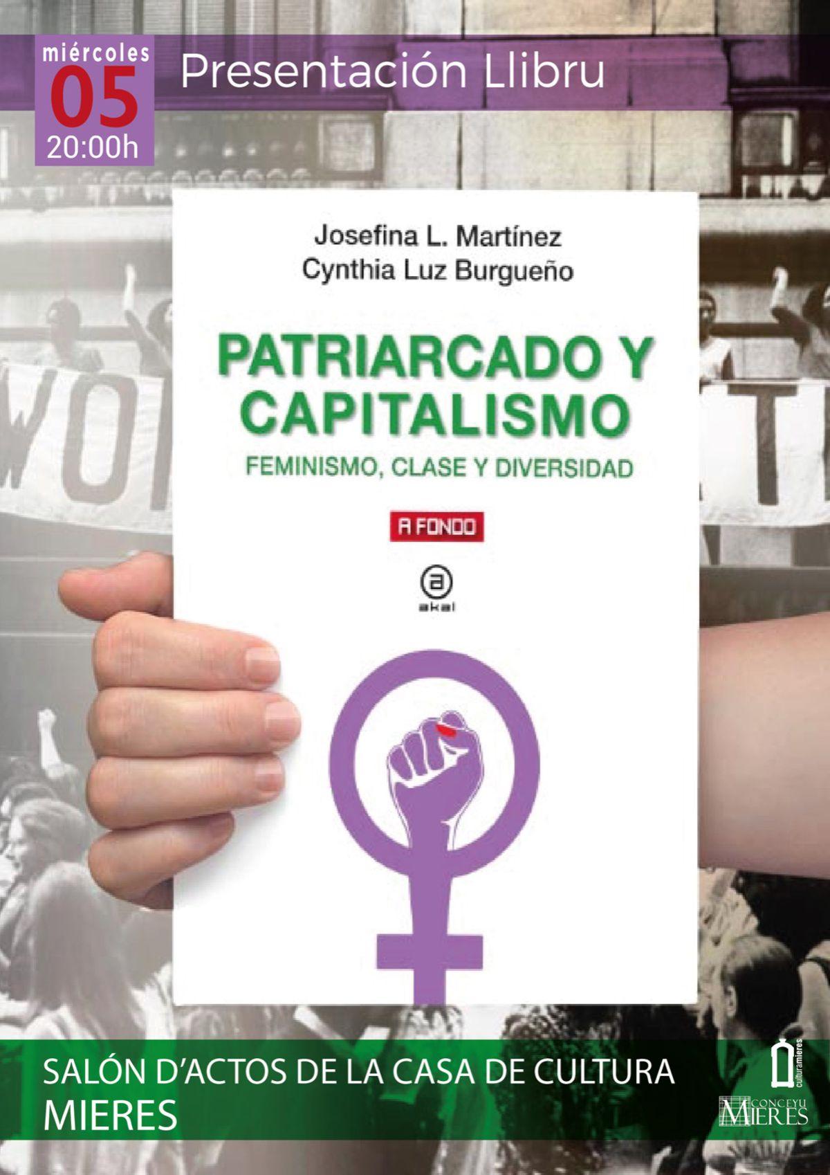 Cartel Web Patriarcado Capitalismo Libro