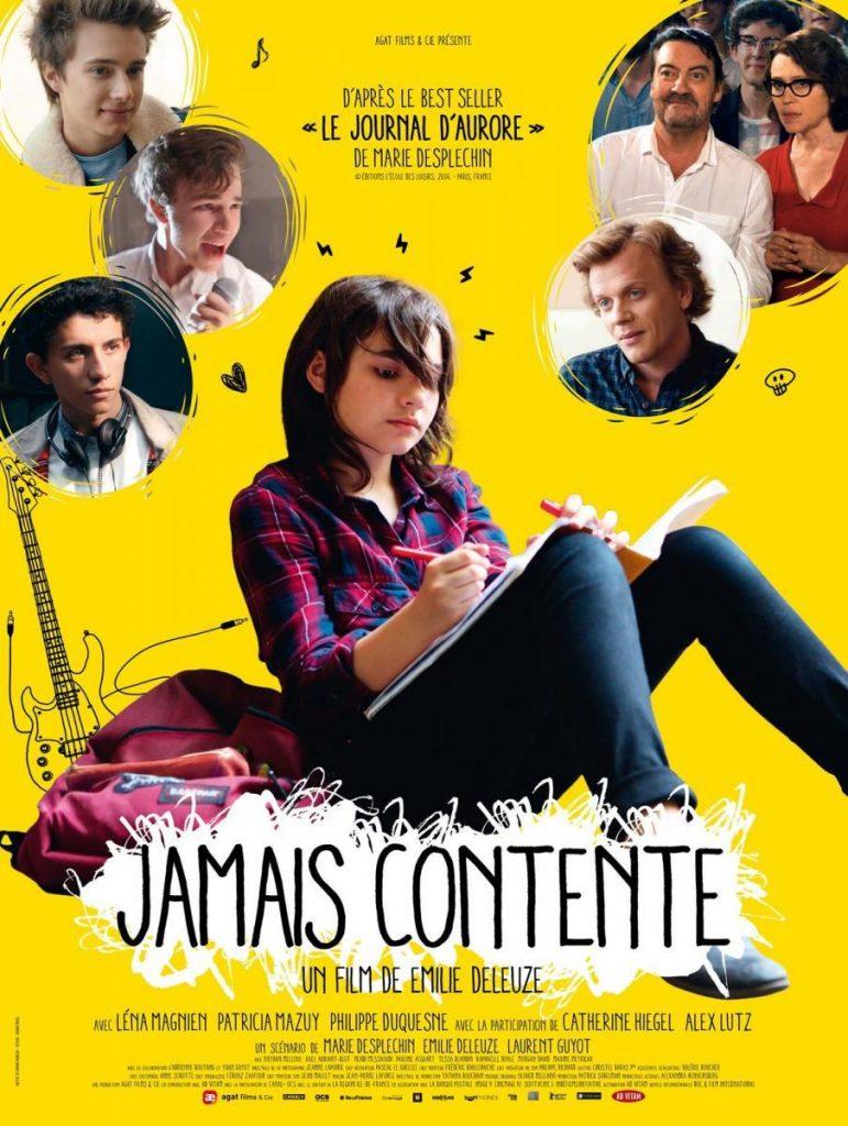 Cine En La Enseñanza Jamais Contente