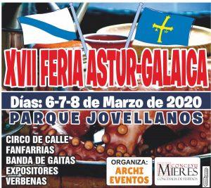 Cartel Web Feria Astur Galaica