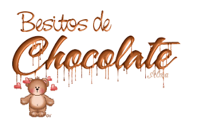 Besitos De Chocolate