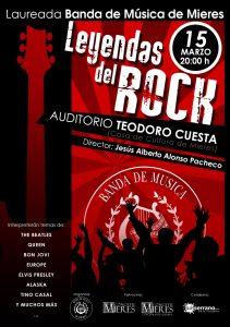 Cartel Web Concierto Leyendas Del Rock 2020