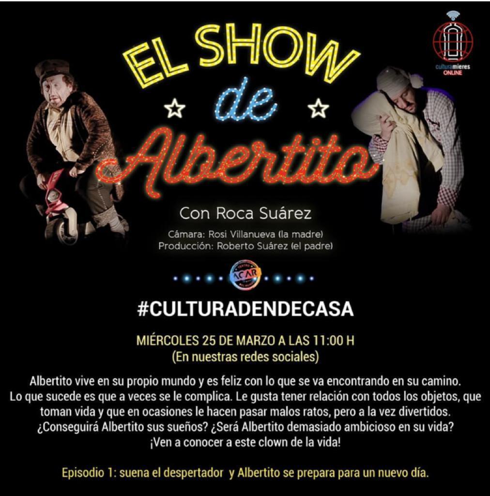El Show De Albertito 1 Culturadendencasa