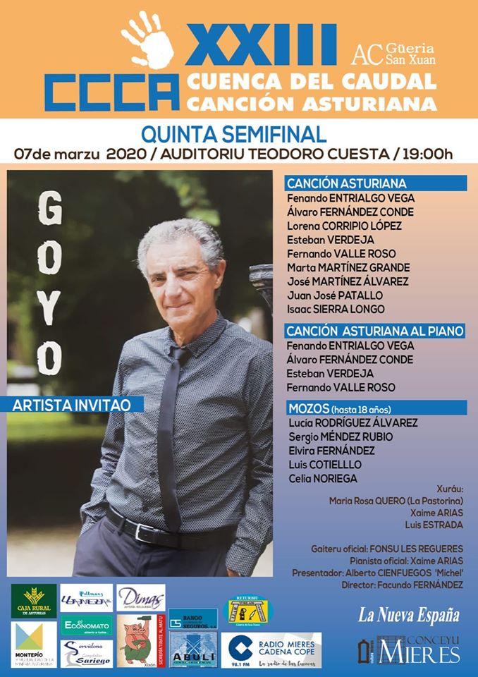 Quinta Semifinal Concursu Cuenca Caudal 2020