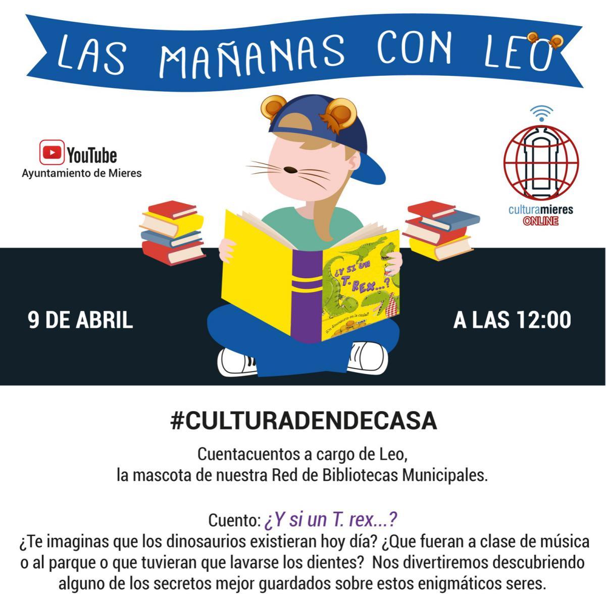 Mañanas Con Leo TREX Web