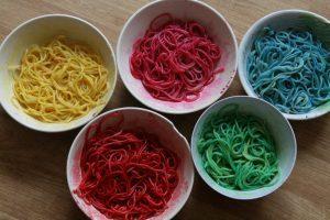 Teñis Espaguetis