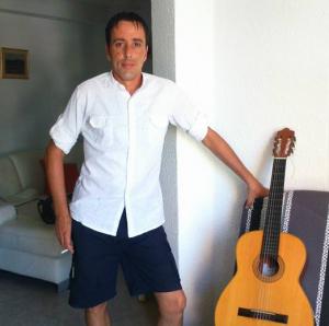 Pablo Cantautor Sonido Mercurio Mieres