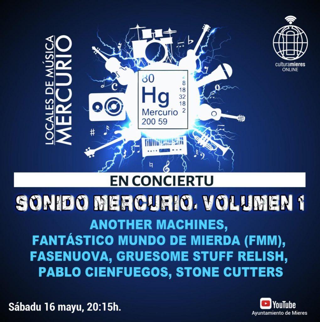 Sonido Mercurio Volumen 1 Web