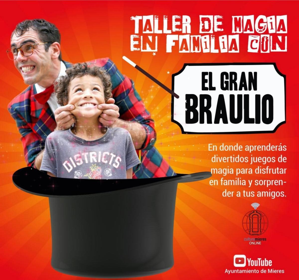 Taller Magia Mago Braulio 2 Mieres Web