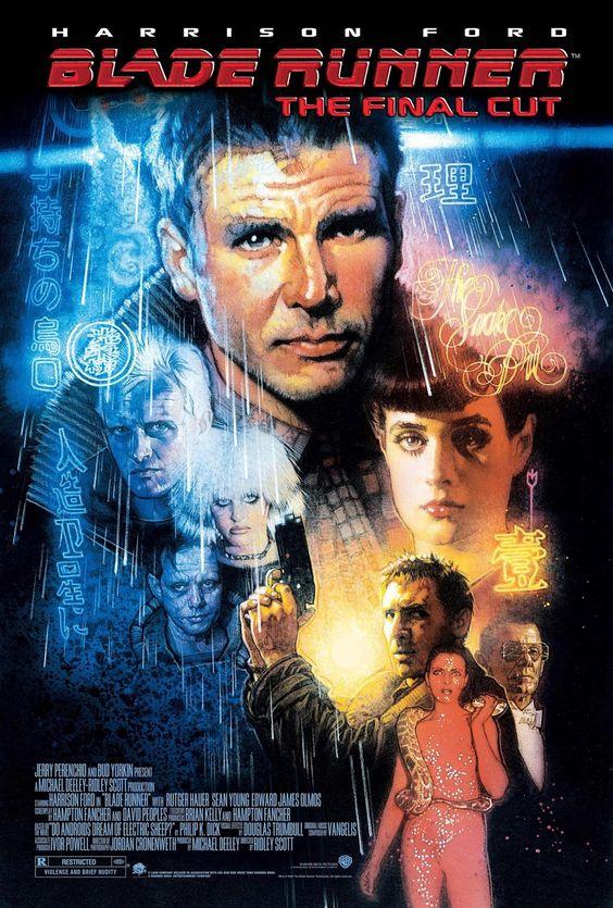 Blade Runner Cine Branu Mieres