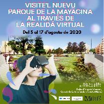 Cartel Exposicion Parque Mayacina Web