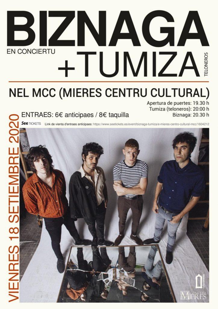 Concierto Biznaga Tumiza Web