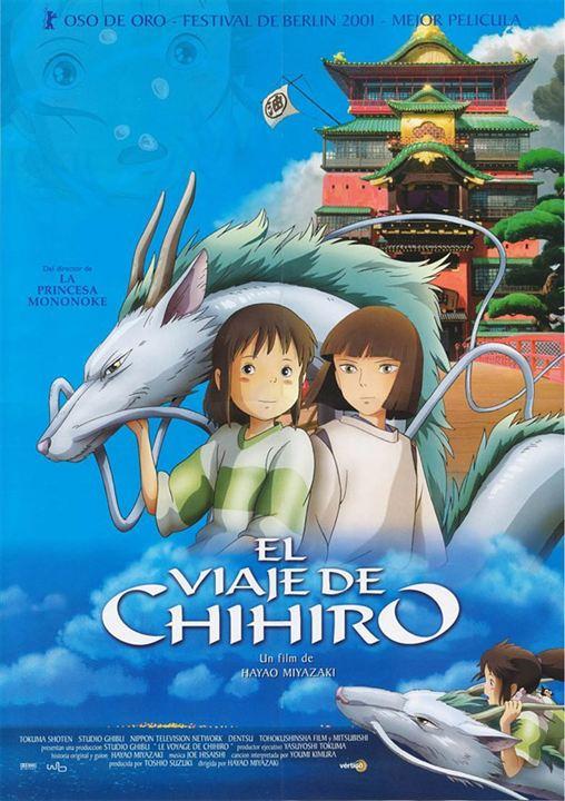 Viaje Chihiro Cine Verano Mieres