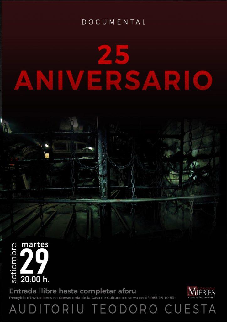 25 Aniversario Jose Luis Quiros