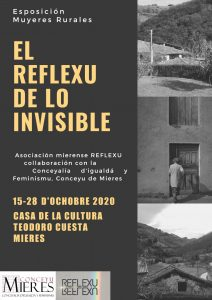 CARTEL REFLEXU DE LO INVISIBLE Web