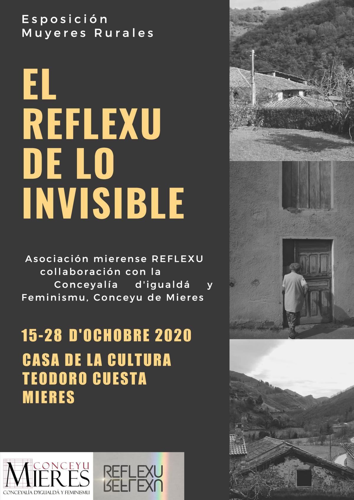 CARTEL REFLEXU DE LO INVISIBLE Web